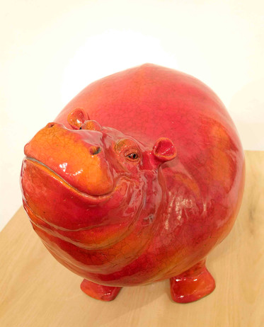 """""""Gros hippo rouge"""""""