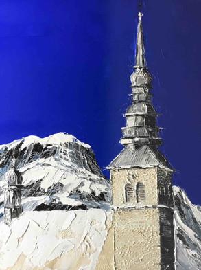 """""""Eglise de Combloux"""""""