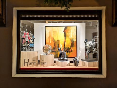 galerie Harmattan