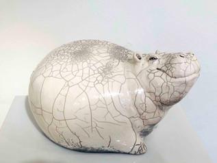 """""""Hippo blanc"""""""