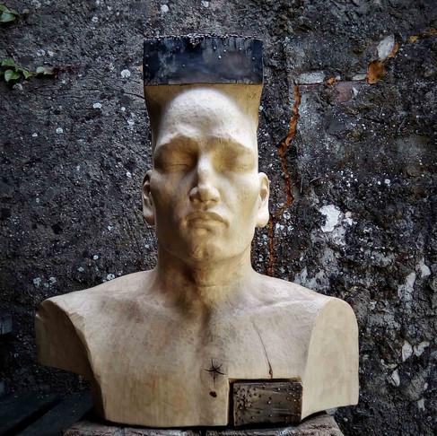 La statuaire d'Emmanuel Bour