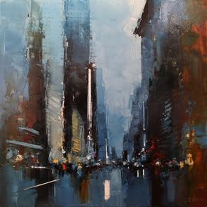 """""""Blue Manhattan"""""""