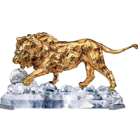 Sa majesté le lion!