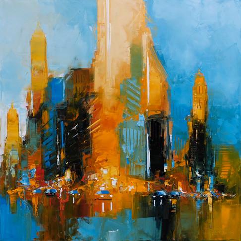 « Couteau ou pinceau, la grande question » par Daniel Castan