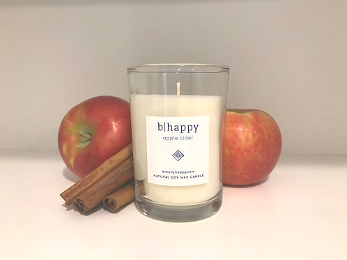 8.5oz Apple Cider Soy Candle