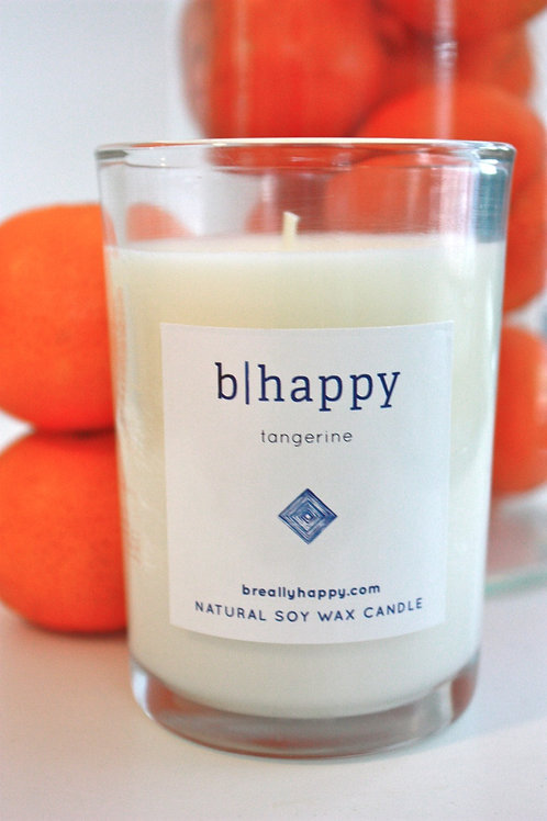 8.5oz Tangerine Soy Candle