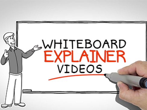 White Board Animation Video (up to 250 words)