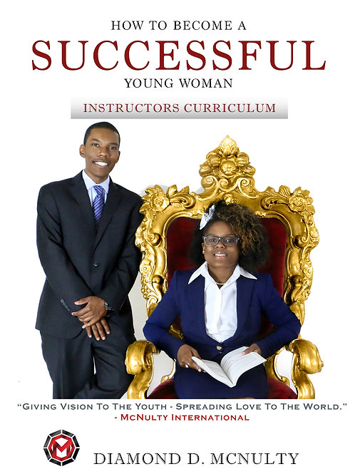 How To Become A Successful Young Woman Instructor Manual