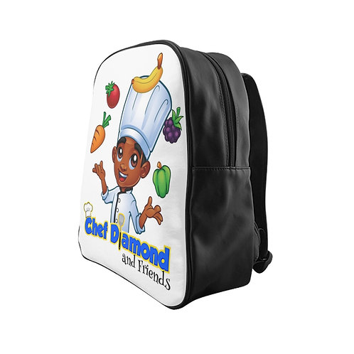 Limited - Chef Diamond and Friends Bookbag