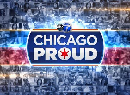 CHICAGO YOUTH PROGRAM GRADUATES GIVE BACK TO ORGANIZATION