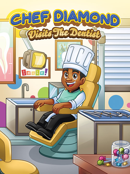 Chef Diamond Visits The Dentist