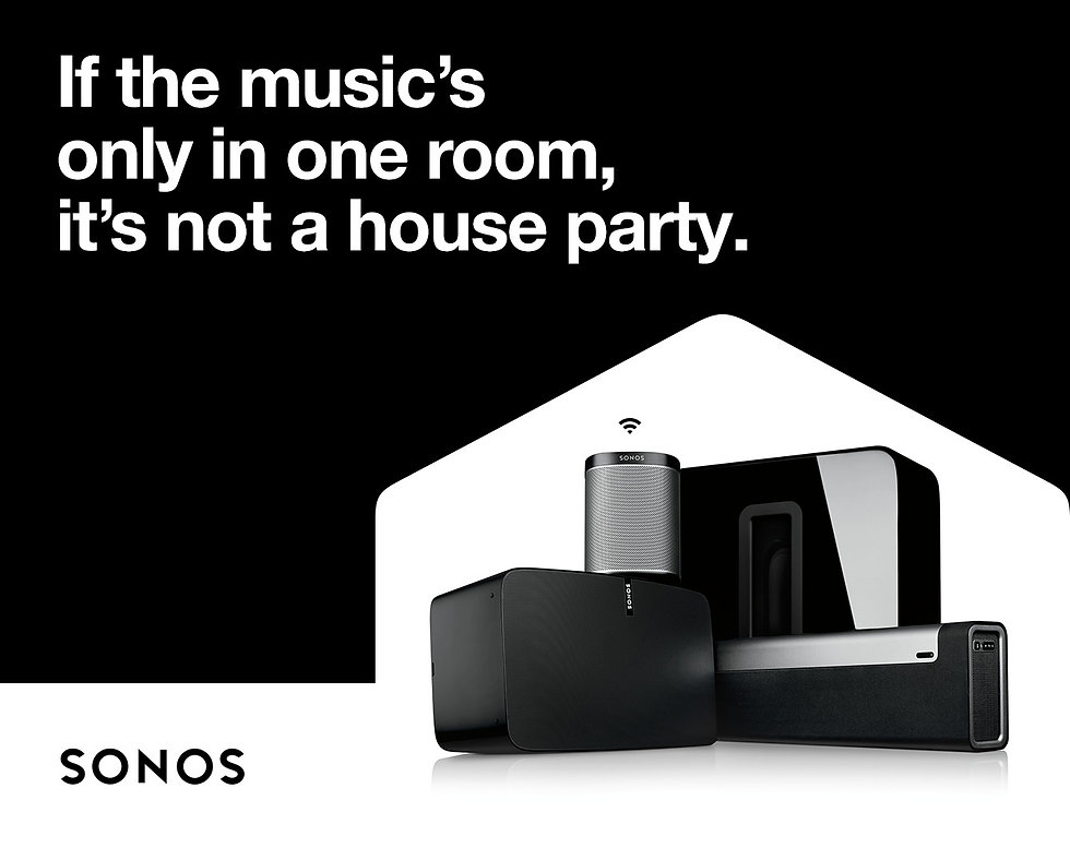 Sonos Playbar Sub Playbase Play1 Play3 Play5 Amp Connect