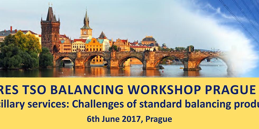 Taures TSO Balancing Workshop Prague 2017