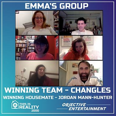 Emma's group playing THIS IS REALITY 2000
