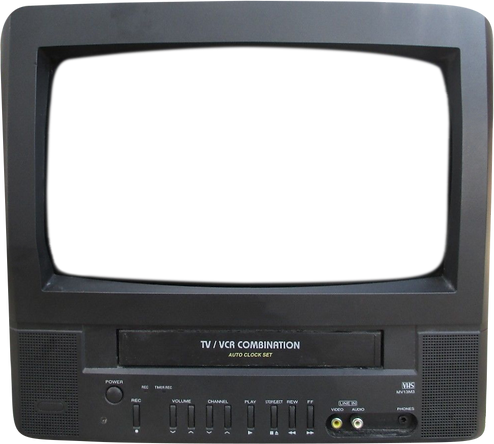 A TV from the year 2000