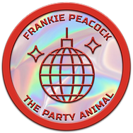 Frankie Peacock, the Party Animal