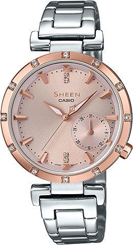 Часы Наручные CASIO SHE-4051SG-4A