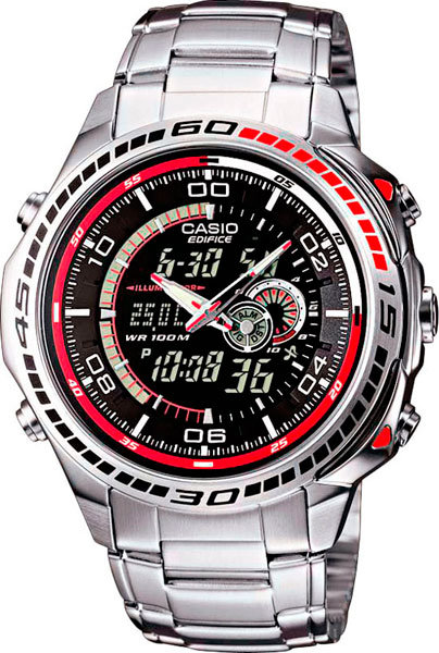 Часы Наручные CASIO EFA-121D-1A