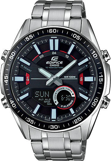Часы Наручные CASIO EFV-C100D-1A