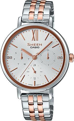Часы Наручные CASIO SHE-3064SPG-7A