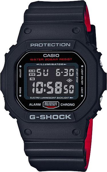 Часы Наручные CASIO DW-5600HR-1E