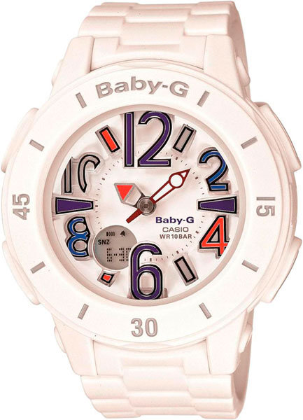 Часы Наручные CASIO BGA-170-7B2