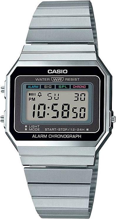 Часы Наручные CASIO A700WE-1A