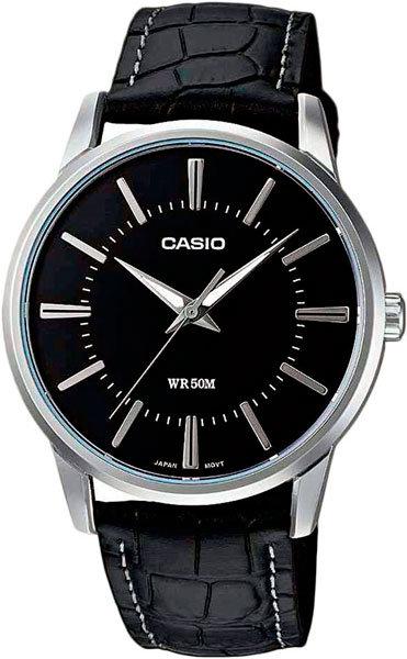 Часы Наручные CASIO MTP-1303PL-1A