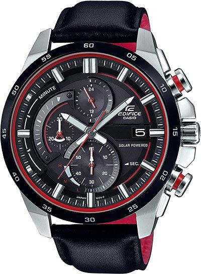 Часы Наручные CASIO EQS-600BL-1A