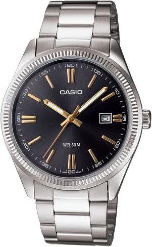 Часы Наручные CASIO MTP-1302D-1A2