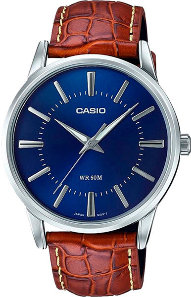 Часы Наручные CASIO MTP-1303PL-2A