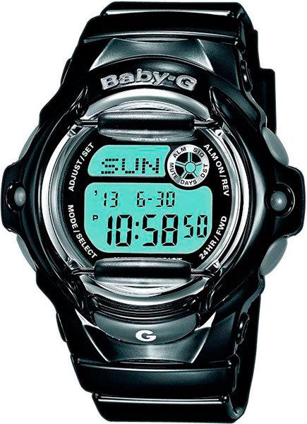 Часы Наручные CASIO BG-169R-1E