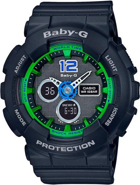Часы Наручные CASIO BA-120-1B