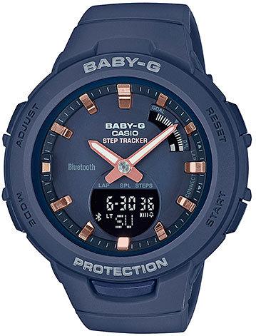 Часы Наручные CASIO BSA-B100-2A