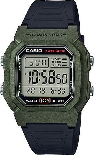 Часы Наручные CASIO W-800HM-3A