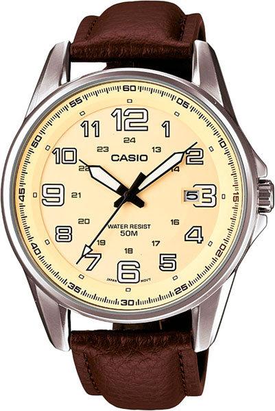 Часы Наручные CASIO MTP-1372L-9B