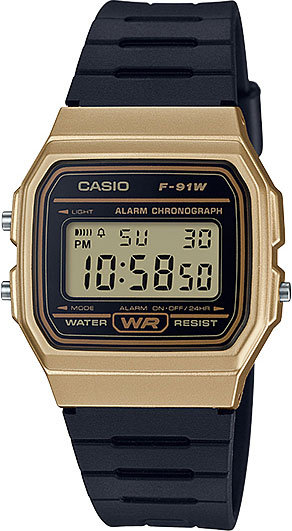 Часы Наручные CASIO F-91WM-9A