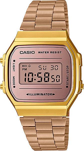Часы Наручные CASIO A-168WECM-5E