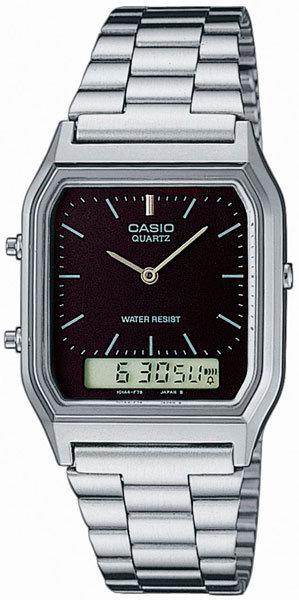Часы Наручные CASIO AQ-230A-1D