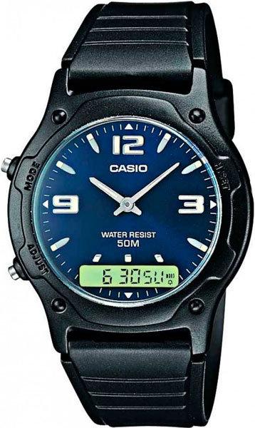 Часы Наручные CASIO AW-49HE-2A