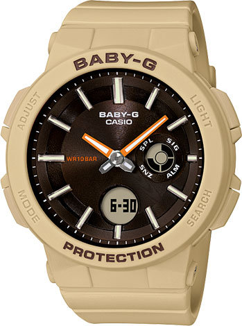 Часы Наручные CASIO BGA-255-5A