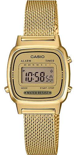 Часы Наручные CASIO LA-670WEMY-9E