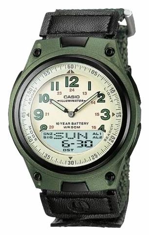 Часы Наручные CASIO AW-80V-3B