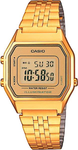 Часы Наручные CASIO LA-680WEGA-9E