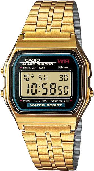 Часы Наручные CASIO A-159WGEA-1E