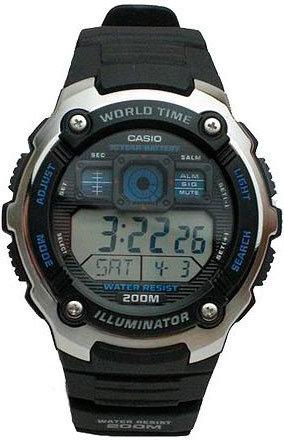 Часы Наручные CASIO AE-2000W-1A