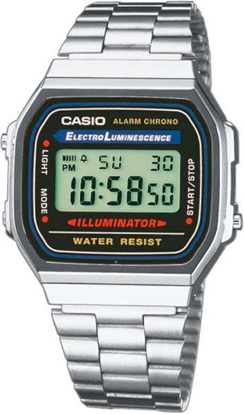 Часы Наручные CASIO A-168WA-1Y