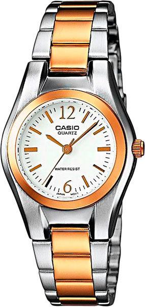 Часы Наручные CASIO LTP-1280PSG-7A