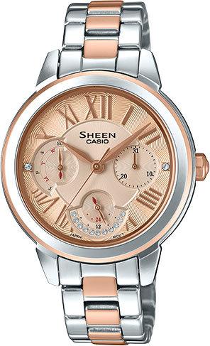 Часы Наручные CASIO SHE-3059SPG-9A