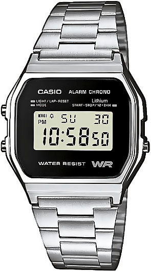 Часы Наручные CASIO A-158WEA-1E